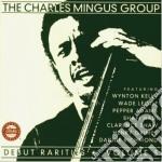 Debut parities vol. 3 cd musicale di Mingus/kelly/adams