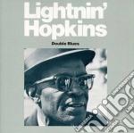 Lightnin' Hopkins - Double Blues cd musicale di Lightnin' Hopkins
