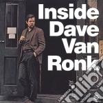 Inside cd musicale di Van ronk dave