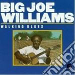 Big Joe Williams - Walking Blues cd musicale di Williams big joe