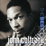 BEST OF JOHN COLTRANE cd musicale di John Coltrane
