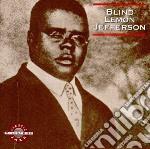 Blind Lemon Jefferson - Blind Lemon Jefferson cd musicale di Jefferson blind lemo