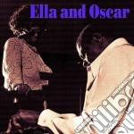 Ella Fitzgerald / Oscar Peterson - Ella And Oscar cd musicale di FITZGERALD ELLA-OSCAR PETERSON