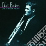 ON A MISTY NIGHT cd musicale di Chet Baker