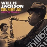 Soul night live cd musicale
