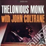 Thelonious Monk - With John Coltrane cd musicale di Thelonious Monk