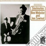 Ben Webster / Joe Zawinul - Soulmates cd musicale di WEBSTER BEN-JOE ZAWINUL