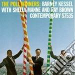 The poll winners cd musicale di Kessel/brown/manne