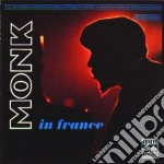 Thelonious Monk - Monk In France cd musicale di Thelonious Monk