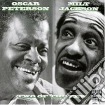 Oscar Peterson /jackson - Two Of The Few cd musicale di O.-m.peterson Peterson