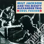 Milt Jackson / Monty Alexander - Soul Fusion cd musicale di Alexan Jackson milt