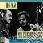 Pass / Orsted Pederson - Chops cd musicale di Orsted ped Pass joe