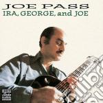 Joe Pass - George Ira & Joe cd musicale di Joe Pass