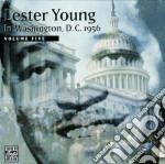 Lester Young - Lyoung In Washington V5 cd musicale di Lester Young
