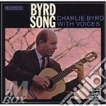 Byrd song cd musicale di Charlie Byrd