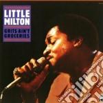 Milton Little - Grits Ain't Groceries cd musicale di Milton Little