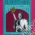 Albert King - Wednesday Night In San Francis cd musicale di Albert King