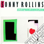 Sonny Rollins - Falling In Love With Jazz cd musicale di Sonny Rollins