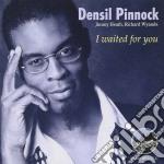 Densil Pinnock - I Waited For You cd musicale di Pinnock Densil