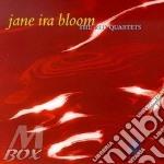 The red quartets - cd musicale di Jane ira bloom