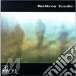 Excavation - cd musicale di Monder Ben