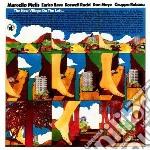 The new village on the l cd musicale di Marcello Melis