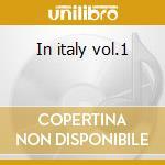 In italy vol.1 cd musicale di Bill Dixon