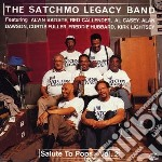 Salute to pops - vol. 2 cd musicale di Satchmo legacy b&