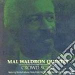 Mal Waldron Quintet - Crowd Scene cd musicale di Mal waldron quintet