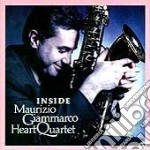 Maurizio Giammarco H - Inside cd musicale di Maurizio giammarco h