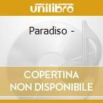 Paradiso - cd musicale di Marc copland trio