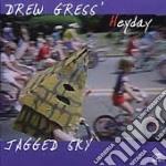 Drew Gress  Jagged S - Heyday cd musicale di Drew gress jagged s