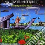 Nobu Stowe And Lee Pembleton Project - Hommage An Klaus Kinski cd musicale di Nobu/pembleton Stowe
