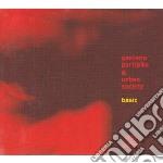 Gaetano Partipilo And Urban Society - Basic cd musicale di G. & urban Partipilo