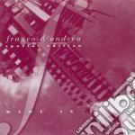 Franco D'andrea - Made In Italy cd musicale di Franco D'andrea