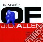 J.d. Allen - In Search Of cd musicale di Allen Jd