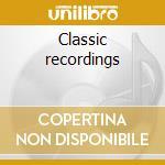 Classic recordings cd musicale