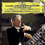 Mozart - Eine Kleine Nachtmusik - Karajan cd musicale di VON KARAJAN HERBERT