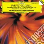 Barenboim - Bolero/la Valse cd musicale di RAVEL