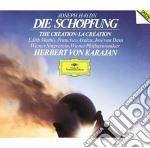 Karajan - La Creazione cd musicale di Joseph Haynd