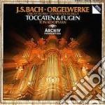 Bach - Toccaten & Fugenn - Koopman cd musicale di Johann Sebastian Bach