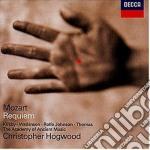 REQUIEM HOGWOOD cd musicale di Crristopher Hogwood