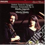 Schubert - Arpeggione - Argerich cd musicale di ARGERICH