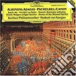 Albinoni - Adagio/la Notte - Karajan cd musicale di Tomaso Albinoni
