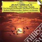 Sibelius - Finlandia / Valse Triste / Tapiola - Von Karajan cd musicale di VON KARAJAN HERBERT
