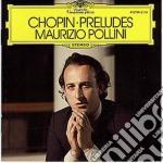Chopin - Preludi Op. 28 - Pollini cd musicale di CHOPIN