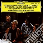 Beethoven - Triplo Conc. - Karajan/mutter cd musicale di KARAJAN/MUTTER