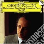 Chopin - Son. N. 2/3 X Pf - Pollini cd musicale di CHOPIN