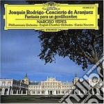 Rodrigo - Conc. Aranjuez - Yepes/nav cd musicale di YEPES/NAV