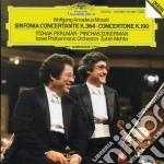 Mozart - Sinfonia concertante K.364  Concertone K.190 - Perlman cd musicale di PERLMAN/Z
